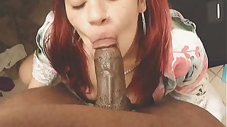 Drawing Latina with Blue Invisible b unusual Cheats on Husband with BBC