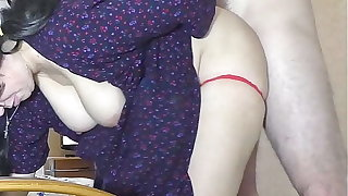 Mom gave daughter a blowjob and spread the brush bore be expeditious for anal