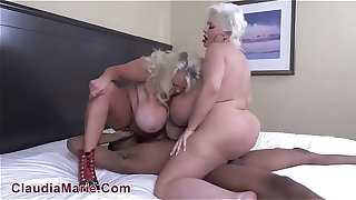 Claudia Marie And Kayla Kleevage Big Teat Hotel Whores