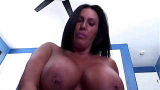 Heavy Breasted MOM Katie Demands Selected Woman of easy virtue