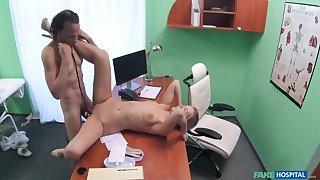 American doctor fucks sexy nurse